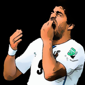Snapping Suarez Biting Suarez icon