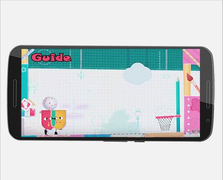 Tips for Snipperclips poster
