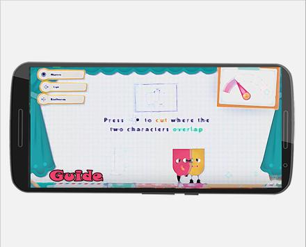 Tips for Snipperclips screenshot 1