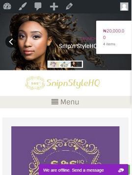 SnipnStyleHQ screenshot 5