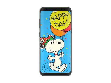 Snoopie-cartoon Wallpapers HD poster