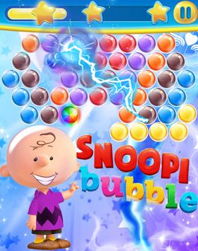 snooby Pop - Bubble Shooter Love poster