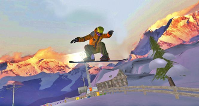 Snowboard Paradise poster