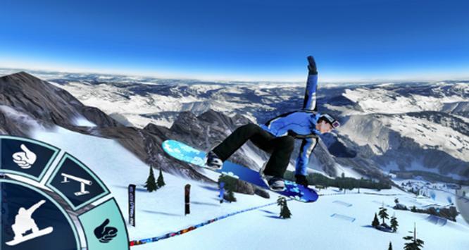 Snowboard Paradise screenshot 1