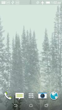 Snowfall Video Wallpaper screenshot 3