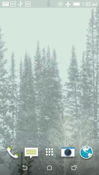 Snowfall Video Wallpaper screenshot 2
