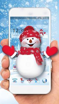 Happy Snowman Winter screenshot 1