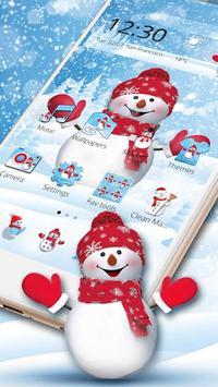 Happy Snowman Winter screenshot 2