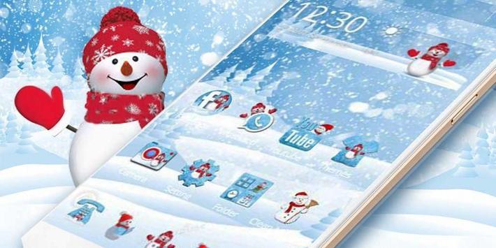 Happy Snowman Winter screenshot 3