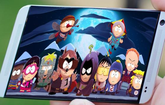 New Guide SOUTH PARK THE FRACTURED BUT WHOLE apk screenshot