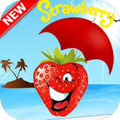 Strawberries Garden Run icon