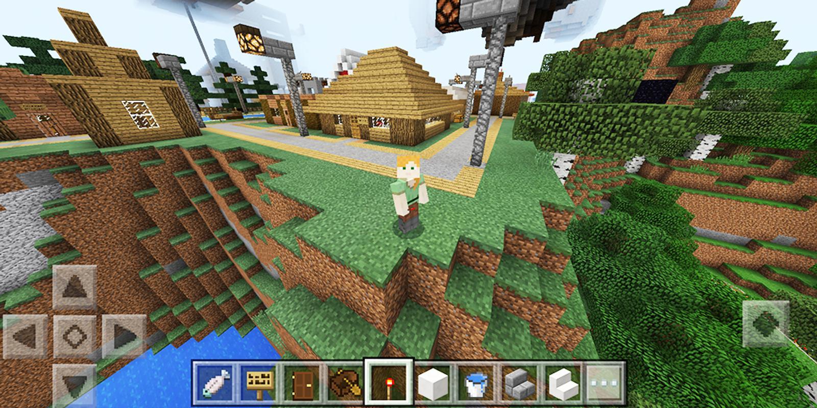 Soul Town Map For Minecraft Für Android APK Herunterladen - Maps fur minecraft 1 8 8