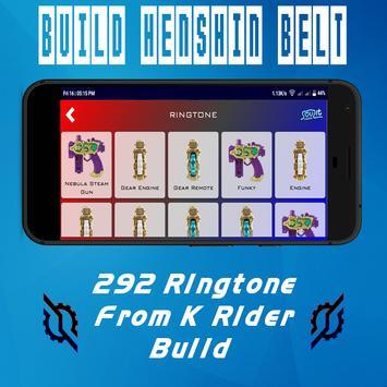 Build Henshin Belt screenshot 2