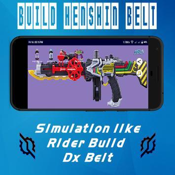 Build Henshin Belt screenshot 4