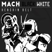 Mach BW Henshin Belt icon