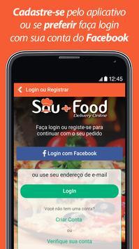 Sou + Food - Delivery Online screenshot 4