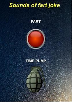 Sounds of fart joke poster