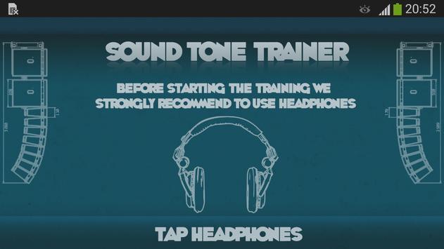 Sound Tones Trainer poster