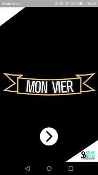 MON VIER poster