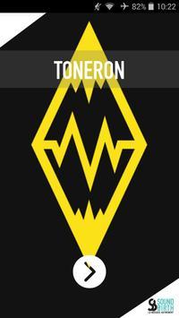 TONERON poster