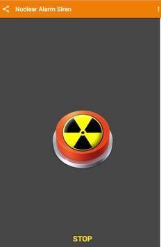 Nuclear Alarm Sound Button постер