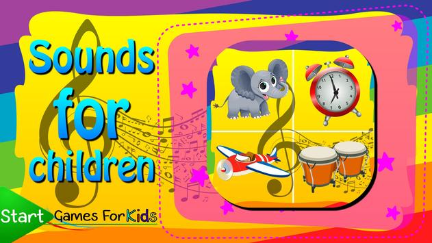 Sounds for Children poster