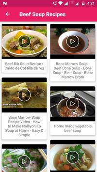 Soup recipes video easy quick healthy diet descarga apk soup recipes video easy quick healthy diet captura de pantalla de la forumfinder Gallery