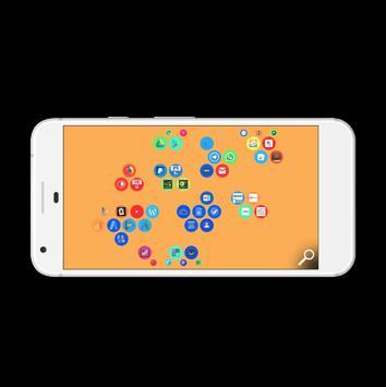 BubbleLauncher screenshot 5