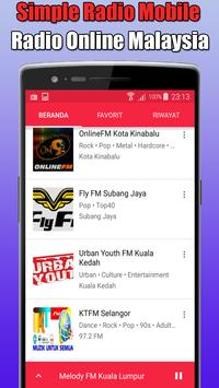 Malaysia Radio FM Online - Simple Radio Mobile for Android