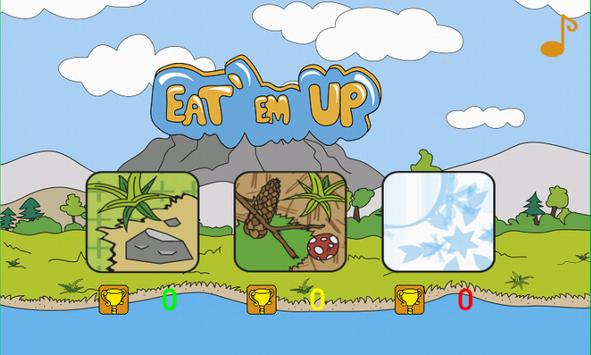 Eat' Em Up poster
