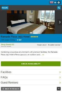 Korea Hotel Discount apk screenshot