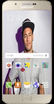 Neymar Wallpapers foot ball HD screenshot 2