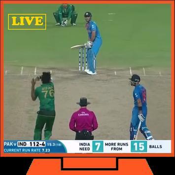 Cricket TV | All  Matches Live Free | info screenshot 7