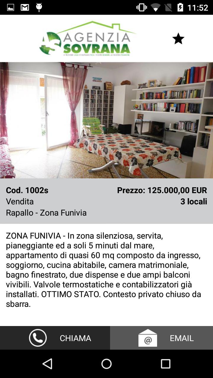 Agenzie Immobiliari A Rapallo agenzia sovrana rapallo for android - apk download