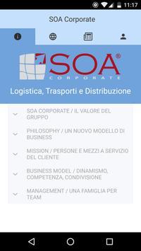SOA Corporate poster