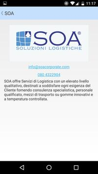 SOA Corporate apk screenshot