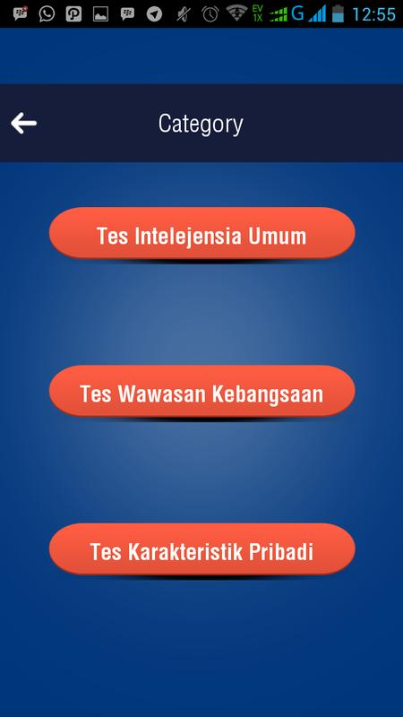 Soal Cpns Kemenkeu Apk Download Free Education App For Android Apkpure Com
