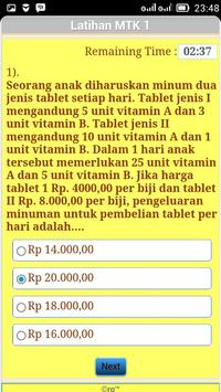Soal MTK screenshot 2