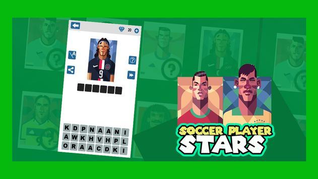 Soccer Players Stars apk screenshot