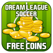 Free Coins For Dream League Soccer - PRANK icon