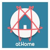 atHome icon