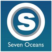 Seven Oceans Distances icon