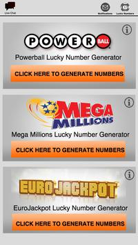 PowerBall apk screenshot