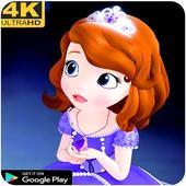 HD Princess Sofia Wallpapers icon