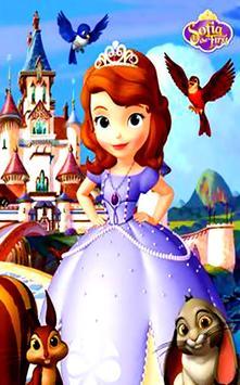HD Princess Sofia Wallpapers screenshot 1