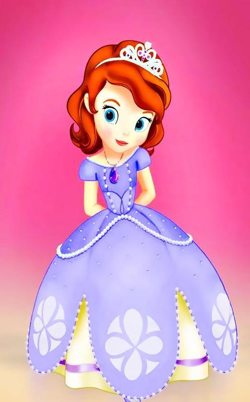 ... HD Princess Sofia Wallpapers screenshot 2 ...