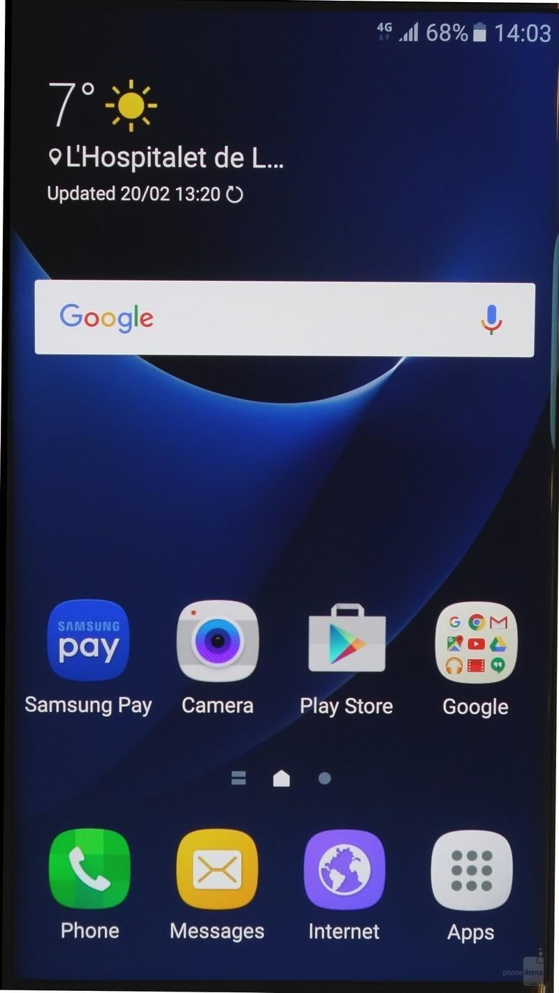 Launcher - Galaxy S7 Edge 2017 New Version for Android - APK