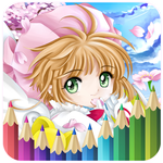 How To Color CardCaptor Sakura – Coloring Book APK
