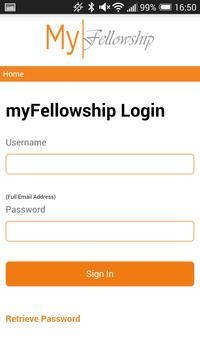 myFellowship Mobile apk screenshot