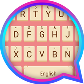 Soft Bear Theme&Emoji Keyboard icon